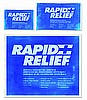 "Rapid Relief® 11"" x 9"" Cold/Hot Gel Packs  (Case of 6)"
